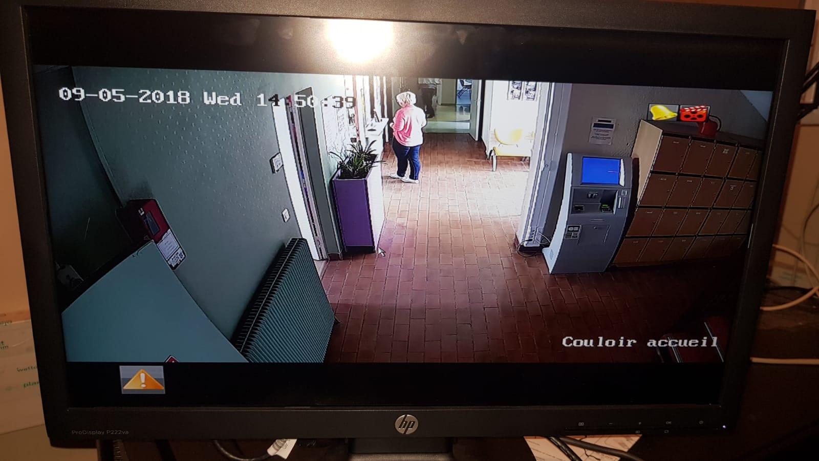 Videosurveillance interieure de domicile Breuil el Vert - Clermont - Nogent sur Oise